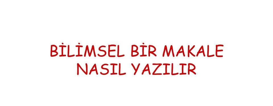 makale-nasil-yazilir